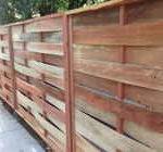 забор деревянный плетенка цена