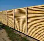 забор елочка цена