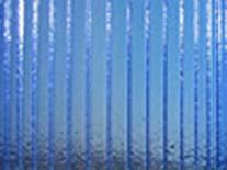 синий поликарбонат