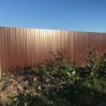забор 3м