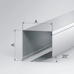 Защитный короб 20°, серия SB 20